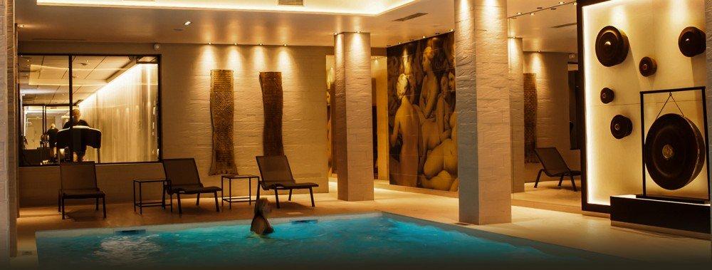 Best western plus h tel spa de chassieu lyon eurexpo for Salon piscine lyon