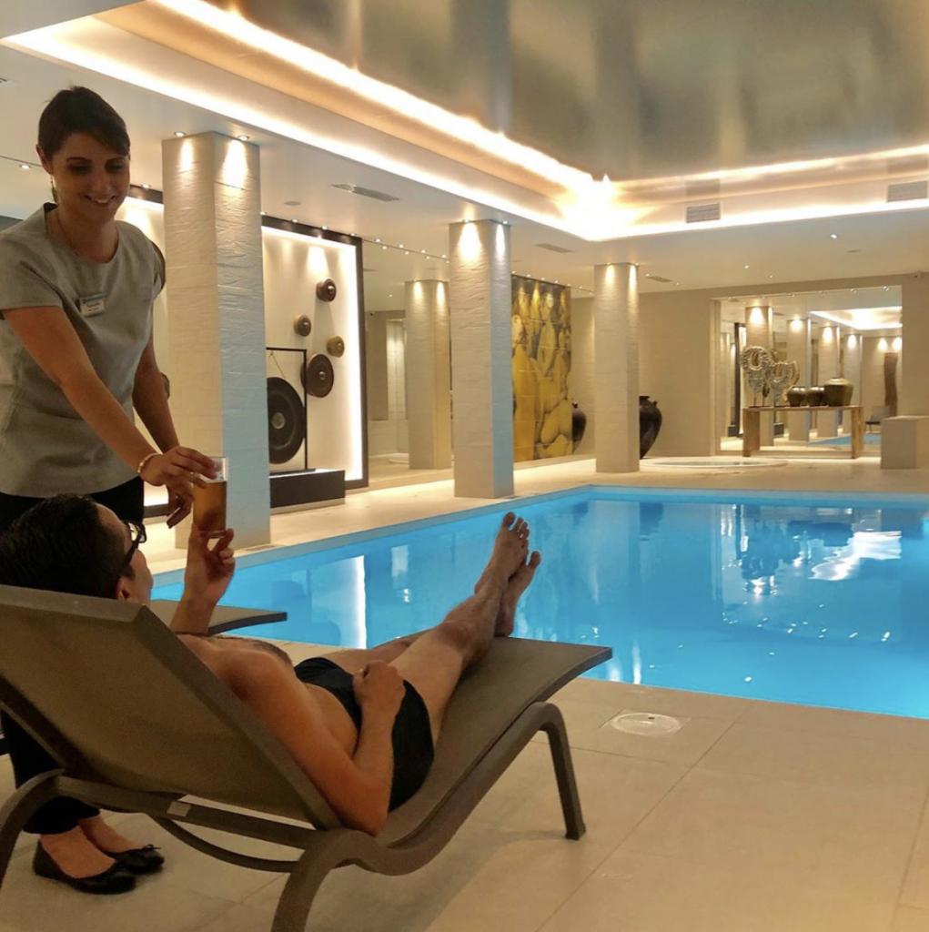 Hotel Spa By Carita Hotel Avec Piscine A Lyon Best Western Plus